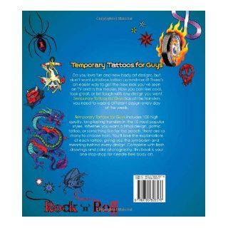 Temporary Tattoos for Guys: Includes 100 Temporary Tattoos: Russ Thorne, Andrew Trull: 9780785826576: Books