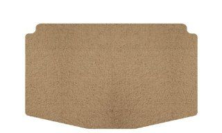 Intro Tech Super Plush Cargo Area Custom Floor Mat for Select Acura Legend Models   Nylon (Natural) Automotive