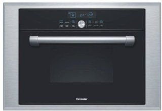 Thermador Masterpiece Steam and Convection Oven with Professional Handle MES301HP Kitchen & Dining
