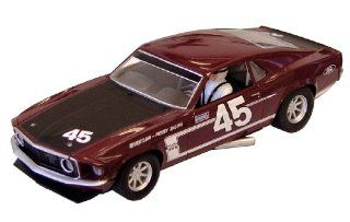 Scalextric C3424 Ford Mustang 1969 Boss 302 Slot Car, 132 Scale Toys & Games