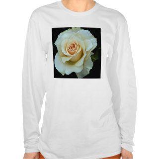 Lovely Hybrid Tea Rose Tee Shirts