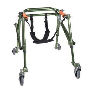 Wenzelite Drive Medical Nimbo Lightweight Posterior Posture Walker   Young Adult: Health & Personal Care