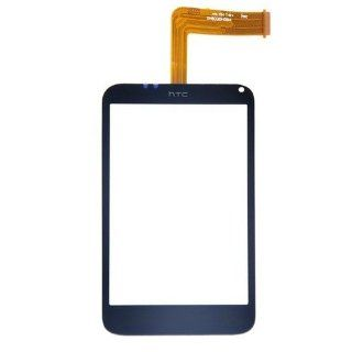 Touch Screen Digitizer Front Glass for HTC Incredible S G11 S710e Black Best Dea: Cell Phones & Accessories