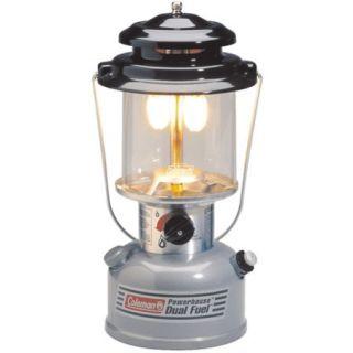 Coleman Premium Powerhouse Dual Fuel Lantern 444086