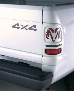 V Tech 27193 Big Horns Style Tail Light Cover: Automotive