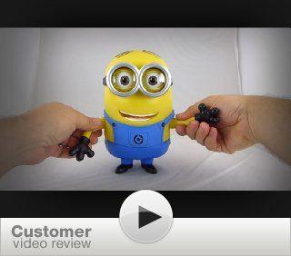 Despicable Me Minion Dave Talking Action Figure: Toys & Games