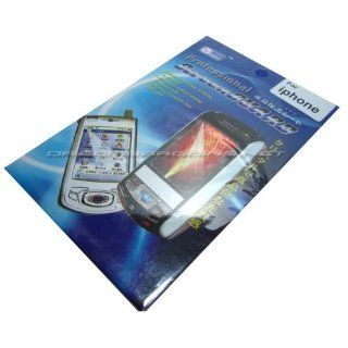 DreamBargains iPhone 1st Gen (NOT for iPhone 3G) Premium Protective Screen Film: Cell Phones & Accessories