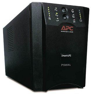 APC SUA750XL 750VA Extended Run 120V Line int 8 Out USB Smart UPS (Black) (Discontinued by Manufacturer): Electronics