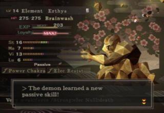 Shin Megami Tensei Devil Summoner 2 Raidou Kuzunoha versus King Abaddon Unknown Video Games