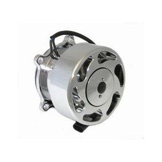 Meziere WP346S Electric Water Pump with Idler Pulley for Ford 4.6L Automotive