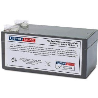 APC Back UPS ES 350 Battery BE350R: Electronics