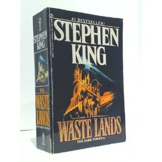 The Waste Lands (Dark Tower): Stephen King: 9780451173317: Books