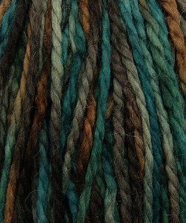 Grande Hand Dyed 100% Baby Alpaca Yarn   #10 Oasis