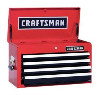 Craftsman 4 Drawer Heavy Duty Top Tool Chest 00930050