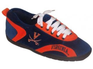NCAA Virginia Cavaliers Unisex Driving Shoe Slippers   Navy Blue : Sports Fan Slippers : Sports & Outdoors