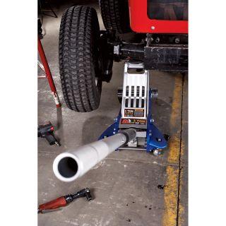 Torin Aluminum Race Jack — 3-Ton, Model# T84030  Rapid Lift   Race Jacks