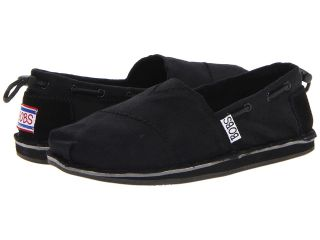 BOBS from SKECHERS Bobs Chill   Footprints Womens Shoes (Black)