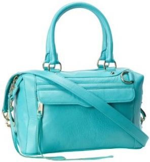 Rebecca Minkoff Mab Mini H403I001 Tote,Sea Green,One Size: Clothing