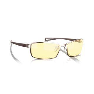 Gunnar Wi Five Espresso Crystal Full Rim Color Enhanced Computer Glasses
