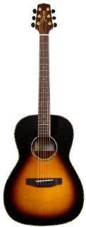Takamine G Series G406S VS New Yorker Acoustic Guitar, Sunburst Musical Instruments