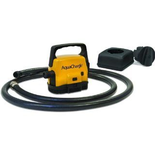 Rule AquaCharge™ Rechargeable Portable Water Pump   110V Computers & Accessories