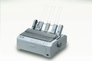 Epson LQ 590 Dot Matrix Printer. LQ 590 24PIN NARR 529CPS PAR USB ESC/P IBM PPDS DOT. 24 pin   529 cps Mono   Parallel, USB: Electronics