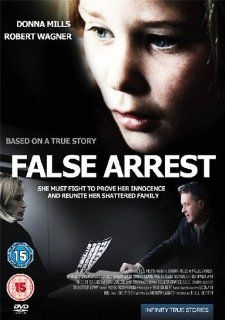 False Arrest [Region 2]: Donna Mills, Steven Bauer, Lane Smith, James Handy, Lewis Van Bergen, Dennis Christopher, Paul Gleason, Penny Fuller, Kiersten Warren, Jason London, Bill L. Norton, CategoryCultFilms, CategoryUSA, False Arrest: Movies & TV