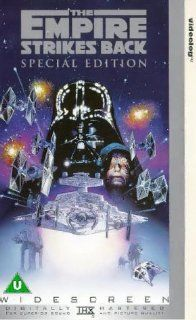 Star Wars V: The Empire Strikes Back (Special Edition) [VHS]: Mark Hamill, Harrison Ford, Carrie Fisher, Billy Dee Williams, Anthony Daniels, David Prowse, Peter Mayhew, Kenny Baker, Frank Oz, Alec Guinness, Jeremy Bulloch, John Hollis, Irvin Kershner, Gar
