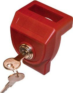One Red Glad Lock Gladhand Lock For Tractor Trailer Gland Hands: Automotive