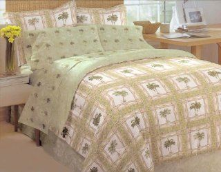 Queen Bed in a Bag Windmill Palm by Springs