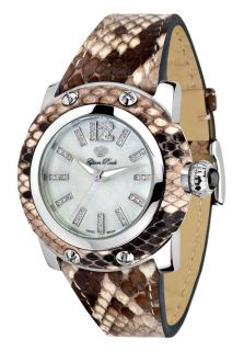 Glam Rock GR40006  Watches,Womens Palm Beach Diamond Natural Python, Casual Glam Rock Quartz Watches