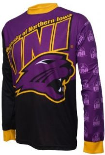 NCAA Northern Iowa Panthers Mountain Bike Cycling Jersey (Team, Large) : Sports & Outdoors