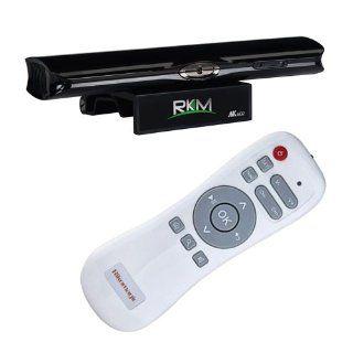 Rikomagic MK602 Dual Core 8GB Android 4.1 Smart TV Box Media Player Bluetooth Wifi Camera Mic + Rikomagic MK702 Remote & Fly Mouse Computers & Accessories