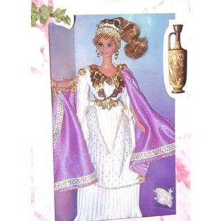 Grecian Goddess Barbie Doll From the Great Eras Collection Toys & Games