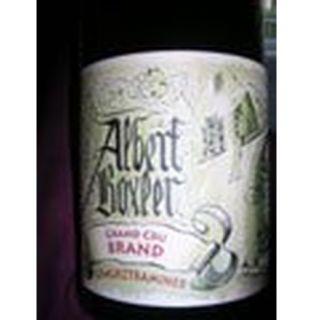 2008 Domaine Albert Boxler Gewurztraminer Grand Cru Brand 750ml Wine