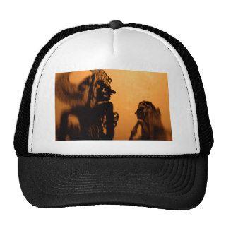 Shadow puppets Wayang kulit Hats