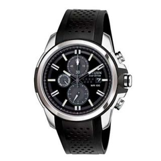 Mens Drive from Citizen Eco Drive™ AR Chronograph Watch with Black