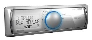 Clarion Mobile Electronics M502 Marine Receiver : Vehicle Receivers : GPS & Navigation