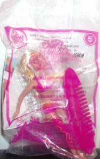 McDonalds Happy meal Barbie In A Mermaid Tale Merliah the Surfer Doll Set #4: Toys & Games