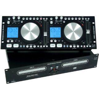 American Audio DCD Pro 1000 Dual Scratching CD Player: Electronics
