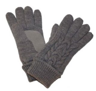 ISO Isotoner Womens Winter Gloves Cable Knit Thinsulate Ultra Lined at  Women�s Clothing store: Cold Weather Gloves