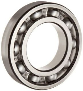 FAG 6201 C3 Deep Groove Ball Bearing, Single Row, Open, Steel Cage, C3 Clearance, Metric, Metric, 12mm ID, 32mm OD, 10mm Width, 30000rpm Maximum Rotational Speed, 697lbf Static Load Capacity, 1550lbf Dynamic Load Capacity: Industrial & Scientific