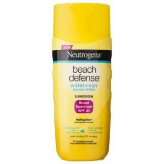 Neutrogena Beach Defense Sunscreen Lotion Broad