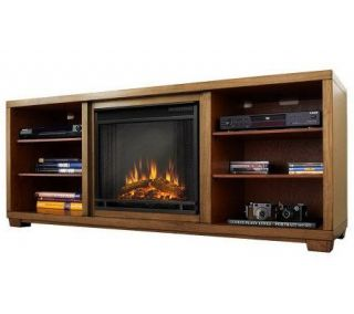 Real Flame Marco Electric Fireplace and Entertainment Unit —