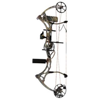 Bear Archery Domain Bow with RTH Package RH 70 lb. Realtree APG 714455