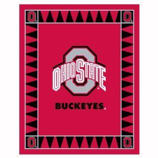 Ohio State University Fleece Throw Kit Logo By The Each