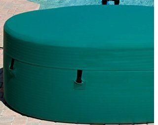 Comfort Line Products GREEN AiriSpa Portable Oval Air Frame Spa Hot Tub