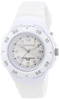 Timex T5K542 Ladies MARATHON White Watch: Watches