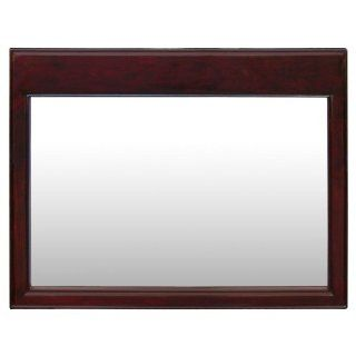 Shop Rosewood Wall Mirror   Ming Design at the  Home D�cor Store. Find the latest styles with the lowest prices from ChinaFurnitureOnline