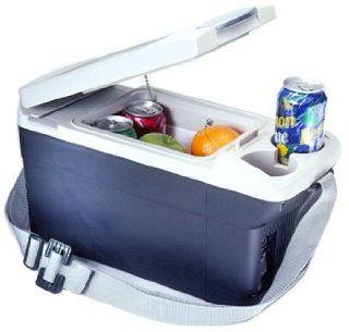 Sharper Image Hot+Cold Snack Box Mini Fridge for Cars (SI551GRY)   Other Products